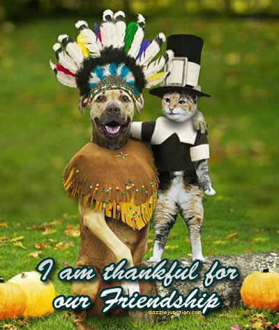 Friendship tips for Thanksgiving   Friendship Style