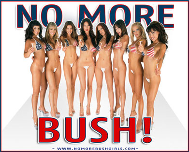 Giant Bush No More Bush Girls