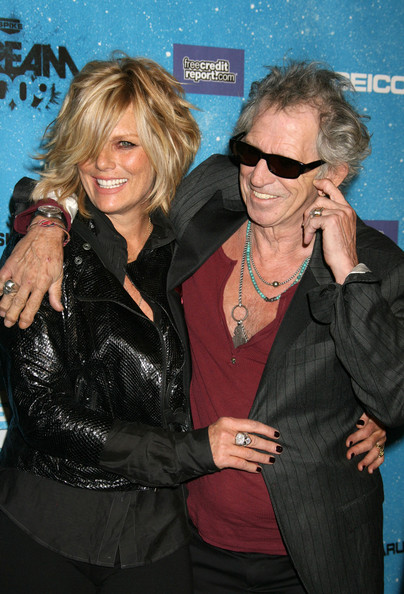 BRODRAFT-Keith+Richards+Patti+Hansen+Guests+Arriving+TWGzgH3V67Gl
